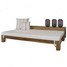 Aspen Daybed with Aspen tble setting - Raw-2